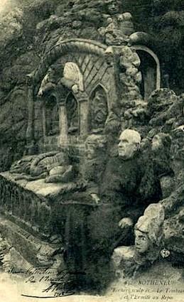 L'ermite de Rotheneuf