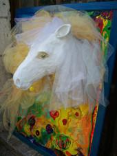 Pégase, le cheval de l'Olympe