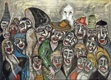 """Le carnaval"" Philippe Aïni"