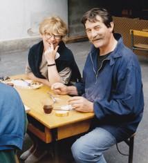Louis et Paulette Chabaud
