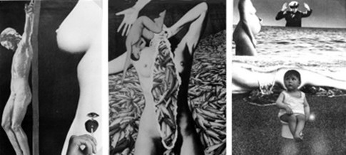 "Paulette Maudire ""Collages"""