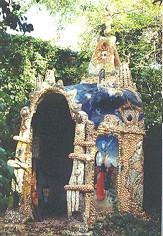 La chapelle de Jean-Michel Chesné
