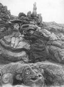 les rochers de l'abbé fourré à rotheneuf