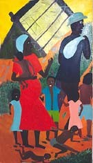 Art naïf haïtien