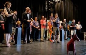 Le vernissage : Remise des Prix