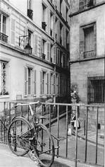 Paris. Ile de la Cité. 1991