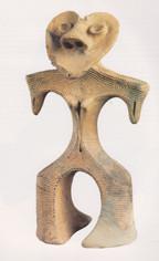 Dogù cordiforme Jomon postérieur