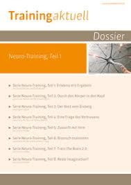 Training aktuell Serie Neuro Training (19 Beiträge)