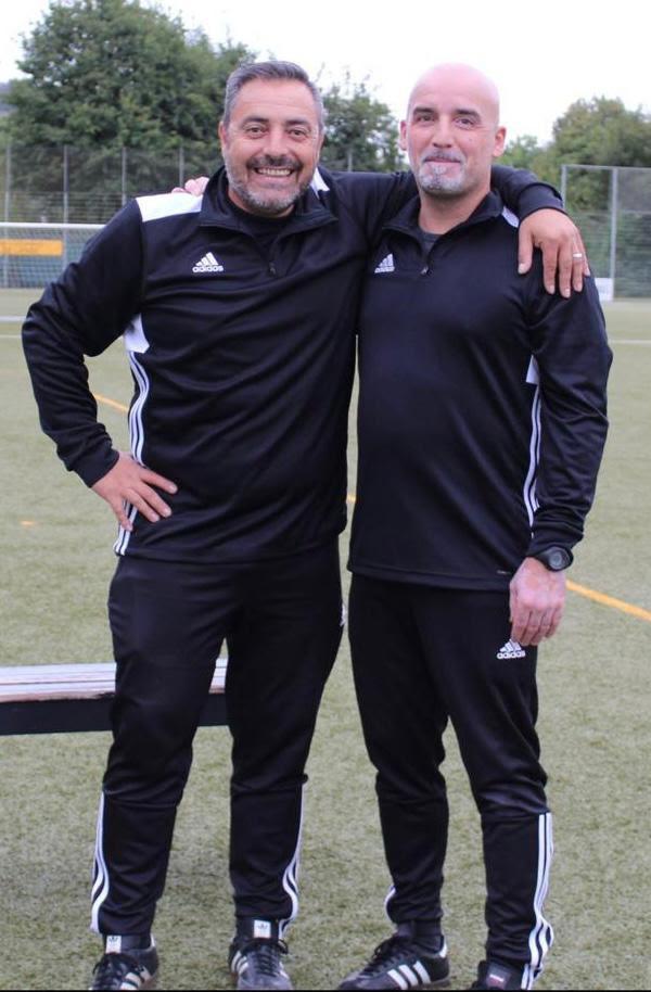 Neuzugänge für das Junioren-Trainerteam des SSV