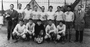 Aufstieg zur Bezirksliga 1967/68