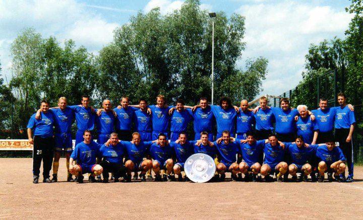 Aufstieg 1999 in die Bezirksliga