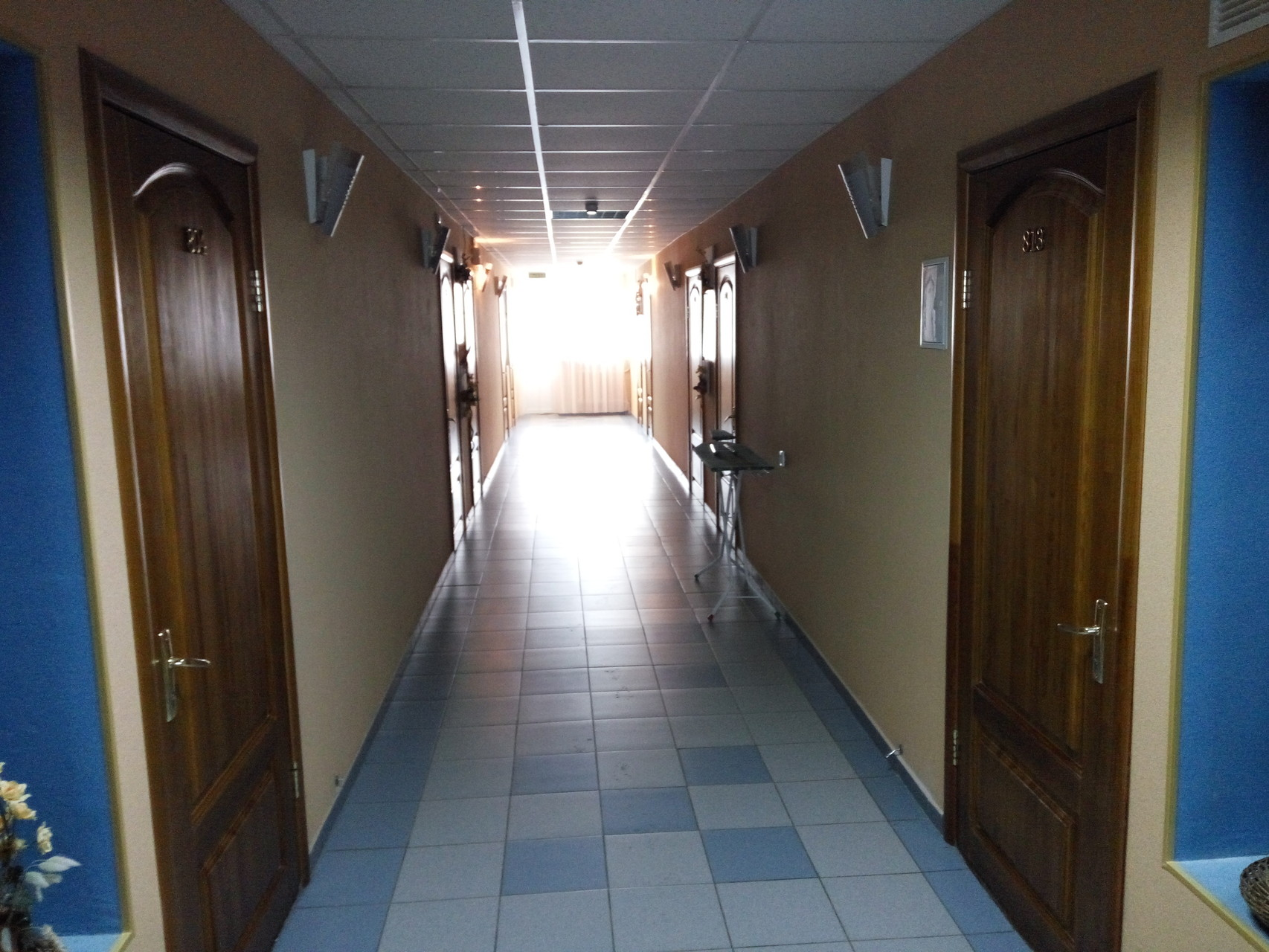 коридор 1-го корпуса