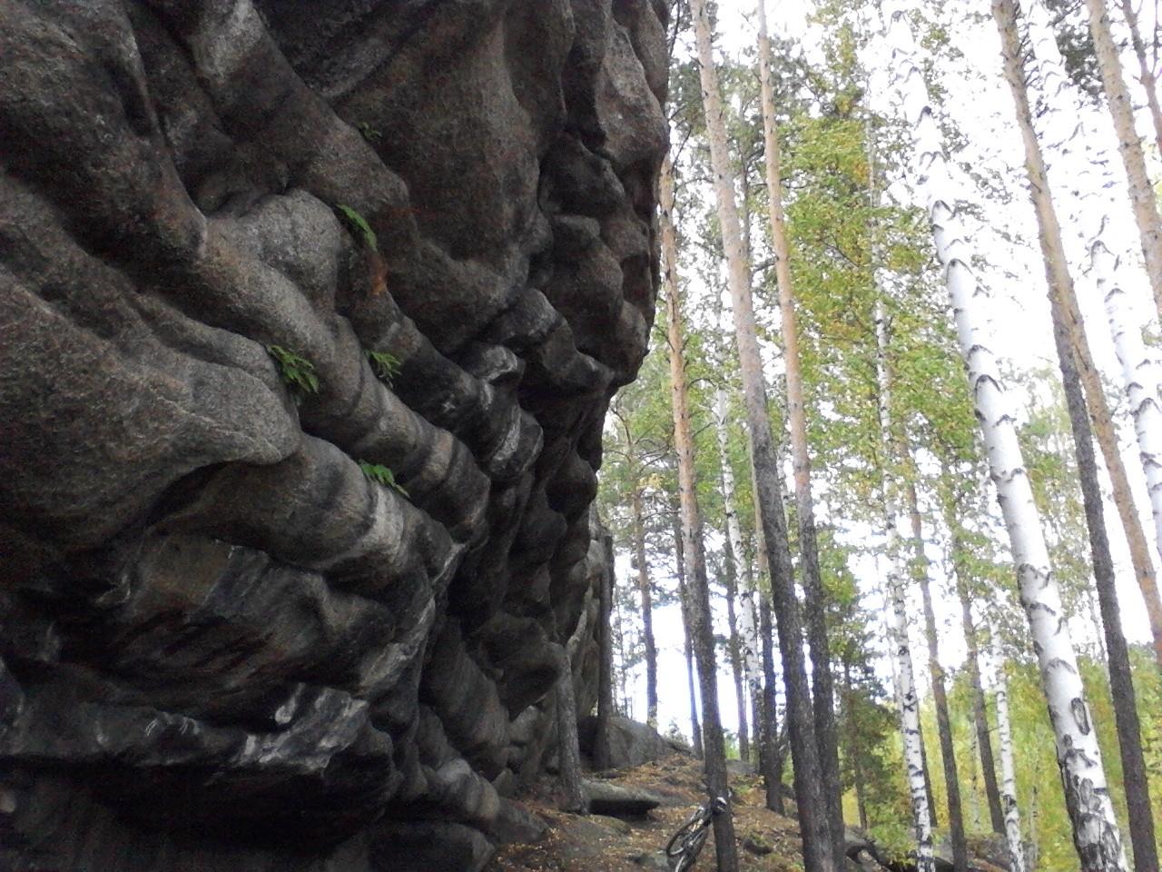 скалы Седельниково