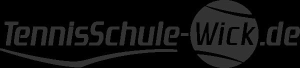 Tennisschule Wick - Logo