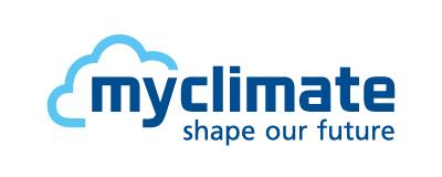 Kooperation mit myclimate aus Reutlingen für klimaneutrales Reisen