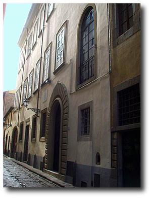 Palazzo Scali- Ricasoli, ex Istituto Cavallero