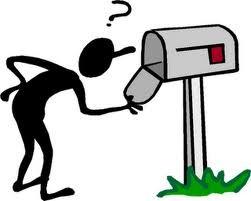 Cassetta posta gif
