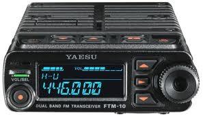 Yaesu ftm 10 gif