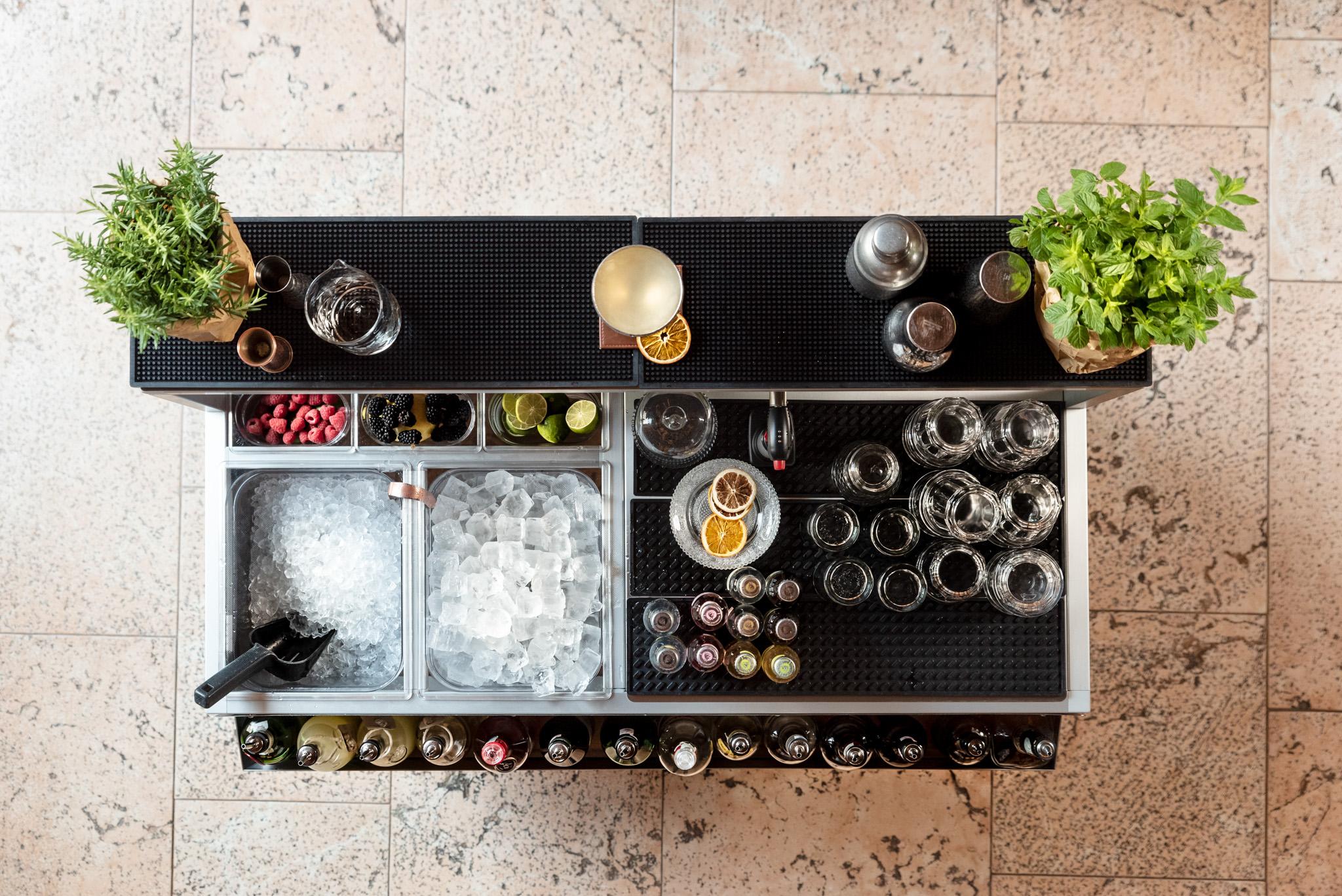 Die perfekte Bar für Barkeeper