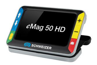 e-Mag - elektronische Lupen