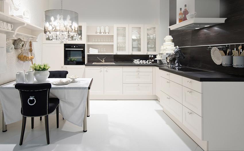 Nolte Keukens Rotterdam - Windsor Lack - softmat - wit
