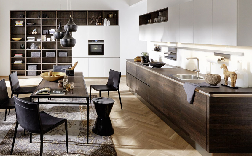 Nolte Keukens Rotterdam - Soft Lack
