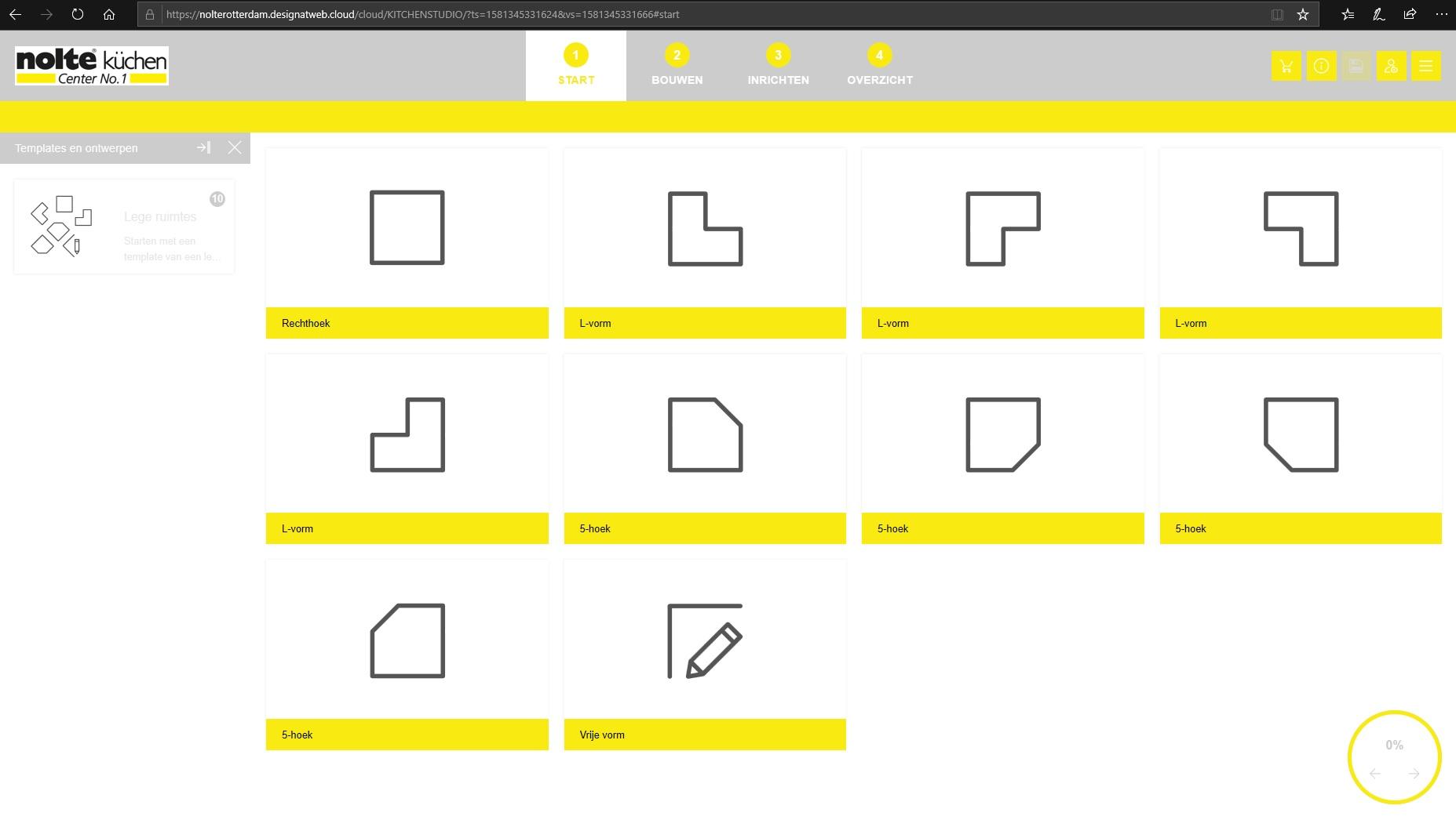 Keuken Ontwerpen App : D keukenplanner de website van noltekeukensrotterdam