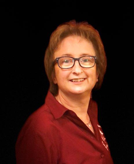Sitzungspräsidentin Simone Gärtner