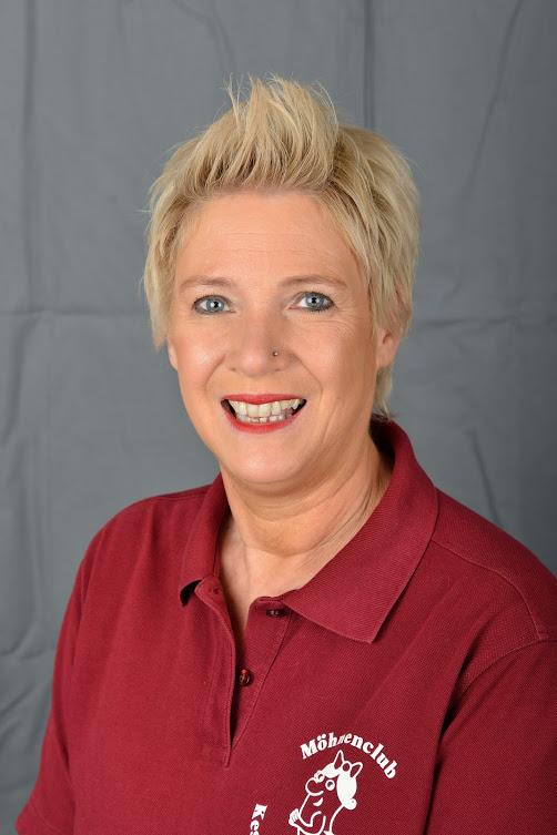 1. Vorsitzende Andrea Schreiner