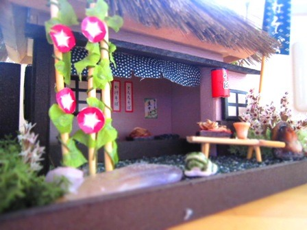 THACH-ROOFED HOUSE, Noodle shop