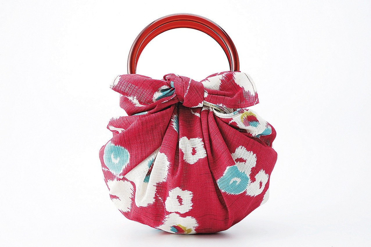 * Furoshiki Bag red