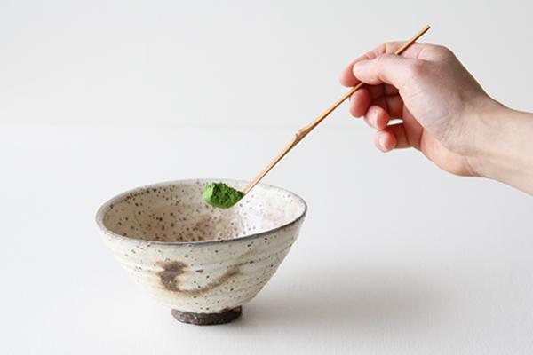 * CHASHAKU tea scoop / Teelöffel