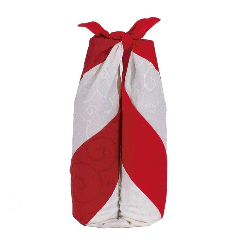 Hare-Tsutsumi - Karakusa, red -