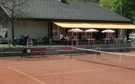 Tennisanlage Fluntern