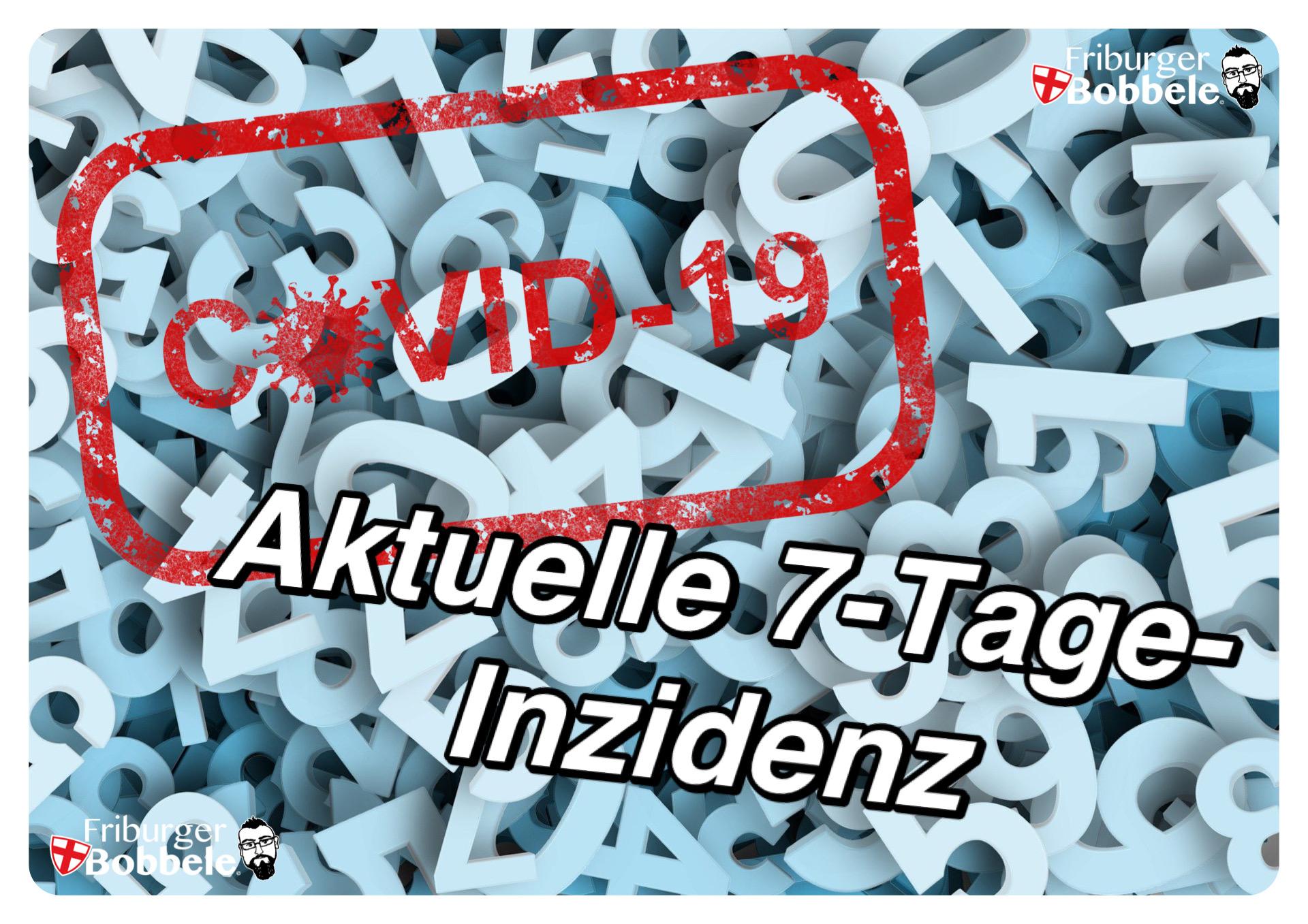 Aktuelle 7-Tage-Inzidenz Freiburg/Breisgau-Hochschwarzwald/Emmendingen vom 09.05.2021