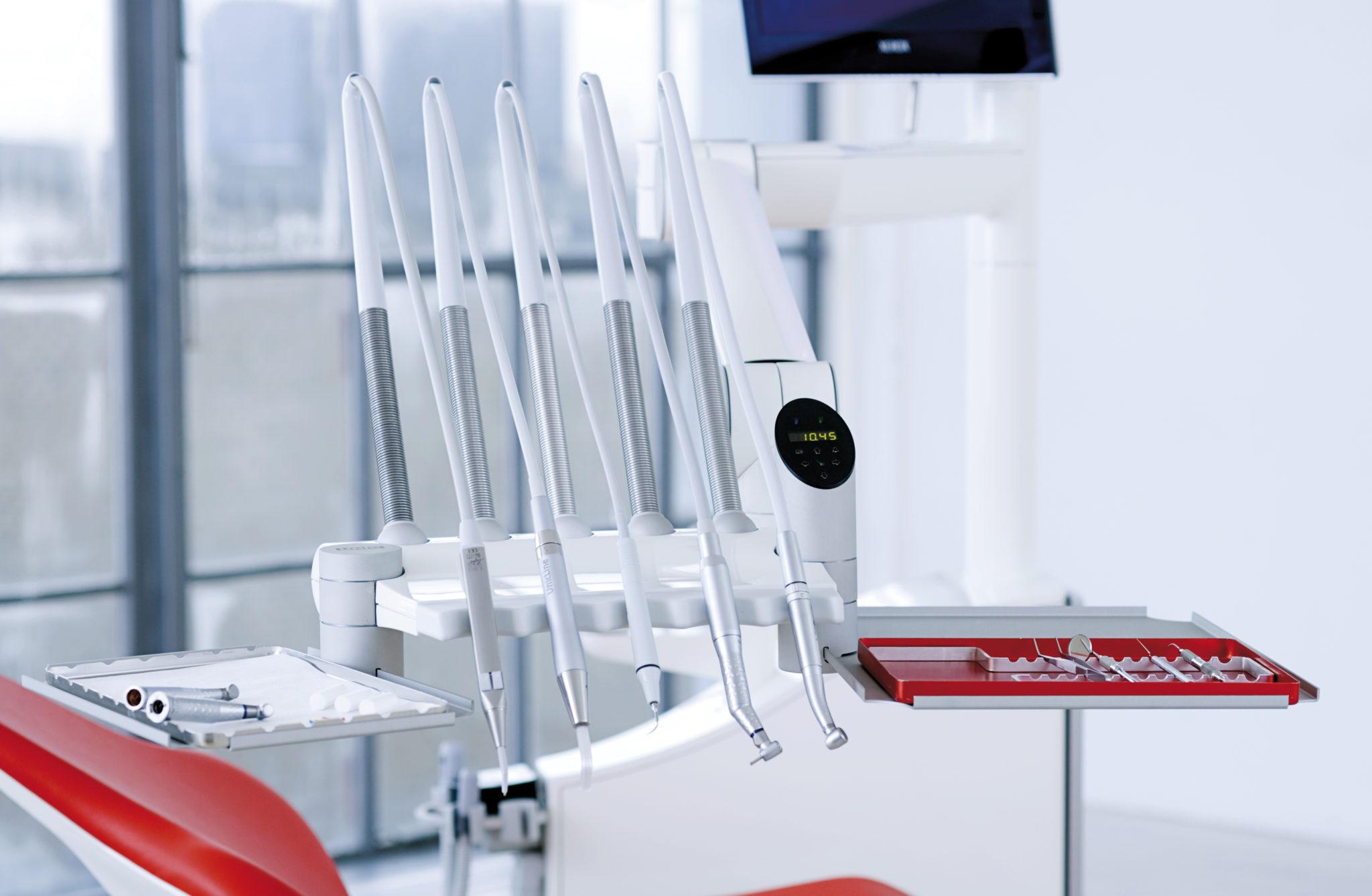 équipements et options UNIC - Hekadental