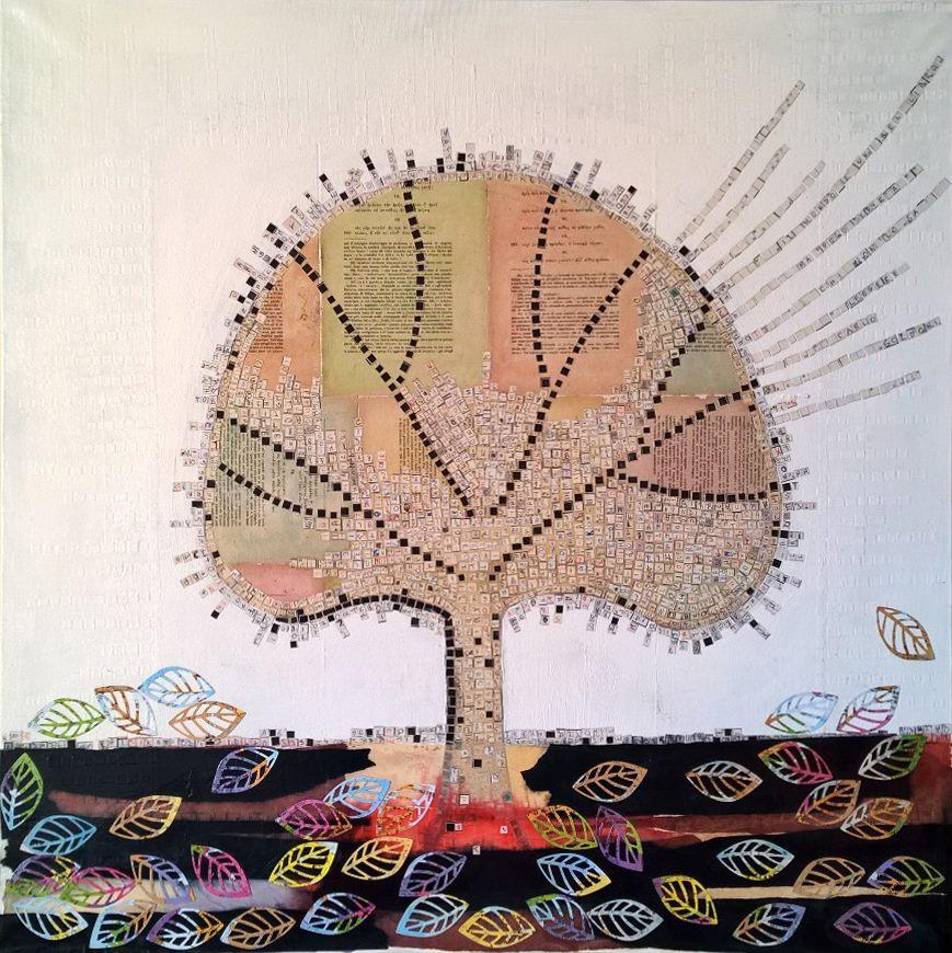 """Opera segnalata: Alessia Gatti - """"L'albero del Sapere"""""""