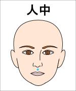 人中(じんちゅう)