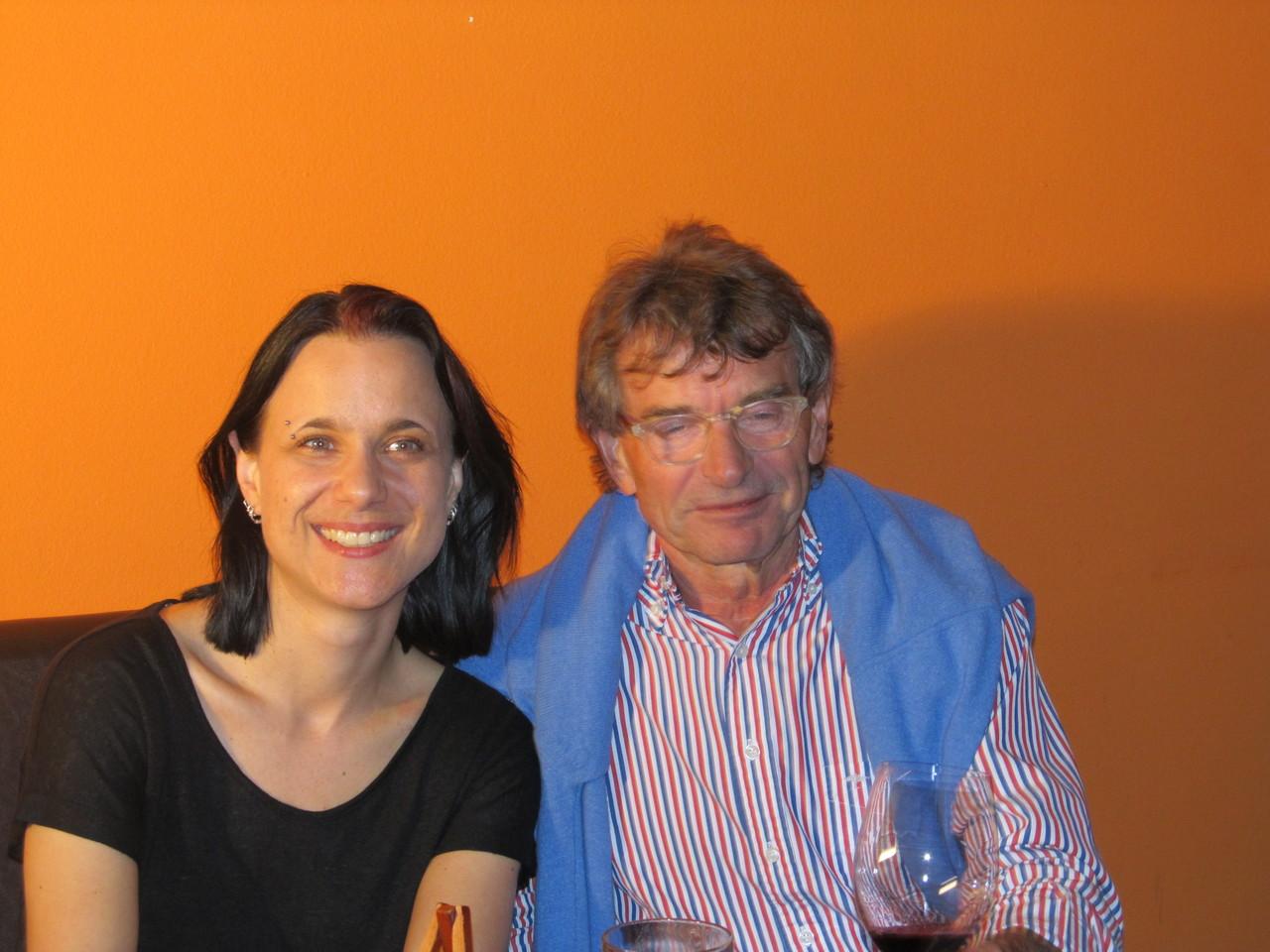Sabine Brandl und Peter Wirth (Kunstschaffen Wien)