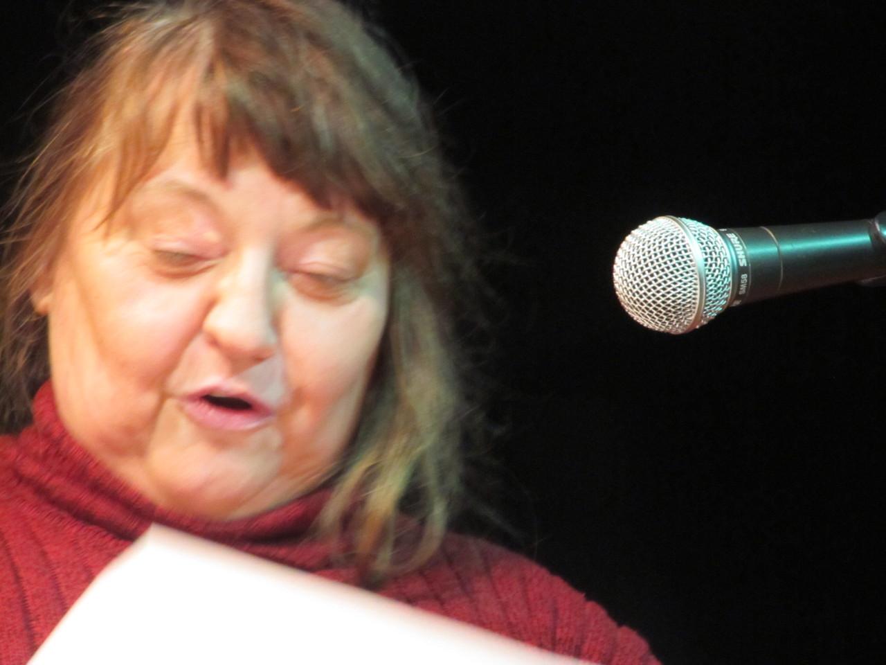 Autorin und Schauspielerin Waltraut Borchmann