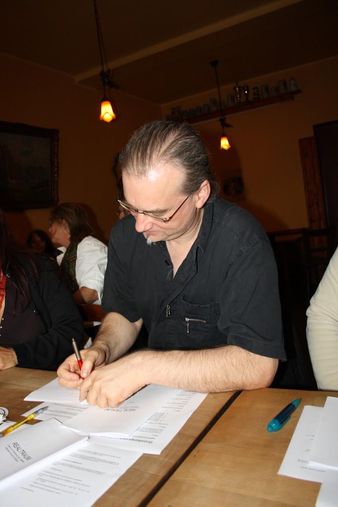 Dr. Karsten Beuchert | Gründungsversammlung | 2010