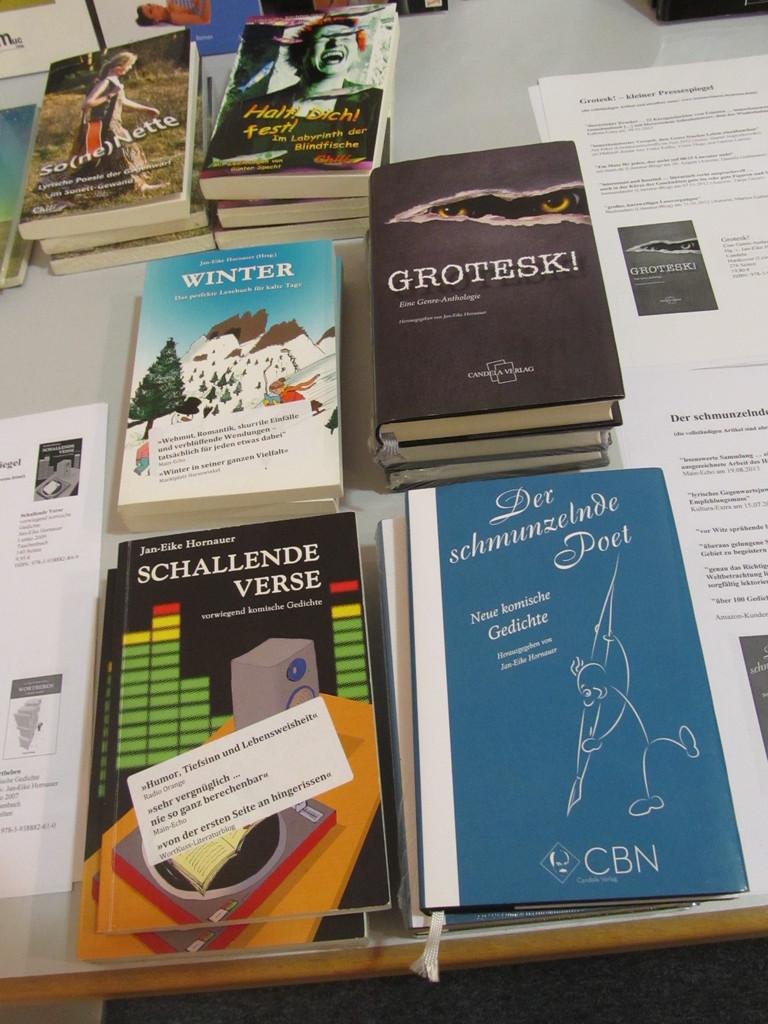 Publikationen von Jan-Eike Hornauer