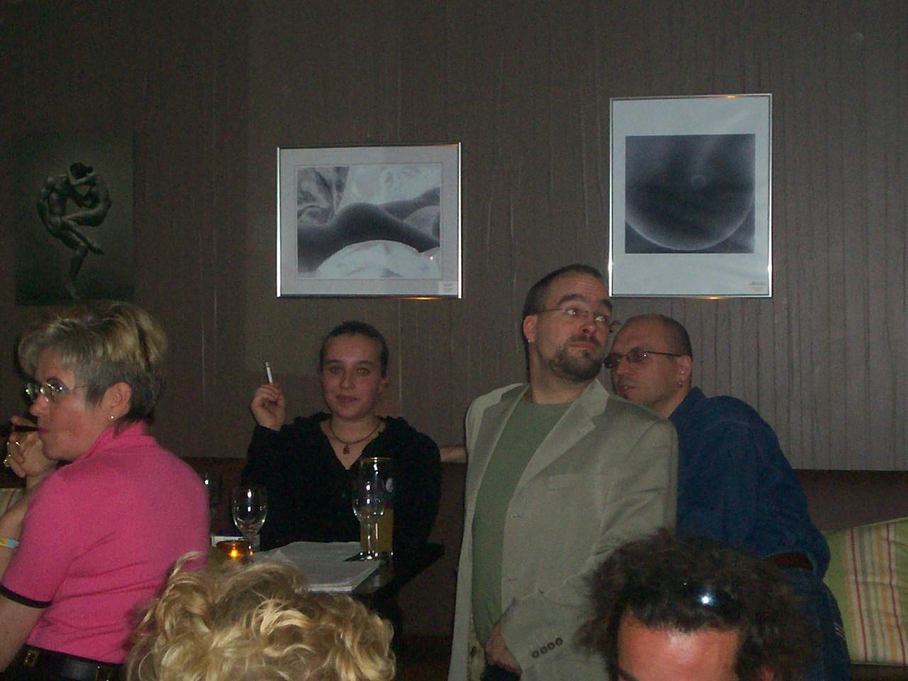 Veranstaltung 2006 | Stefanie Burger und Martin Skerhut