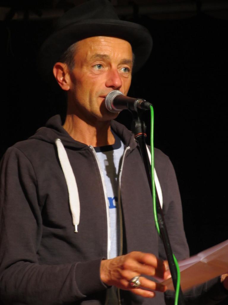 Michael Sailer bei Kunstpunkt 2012