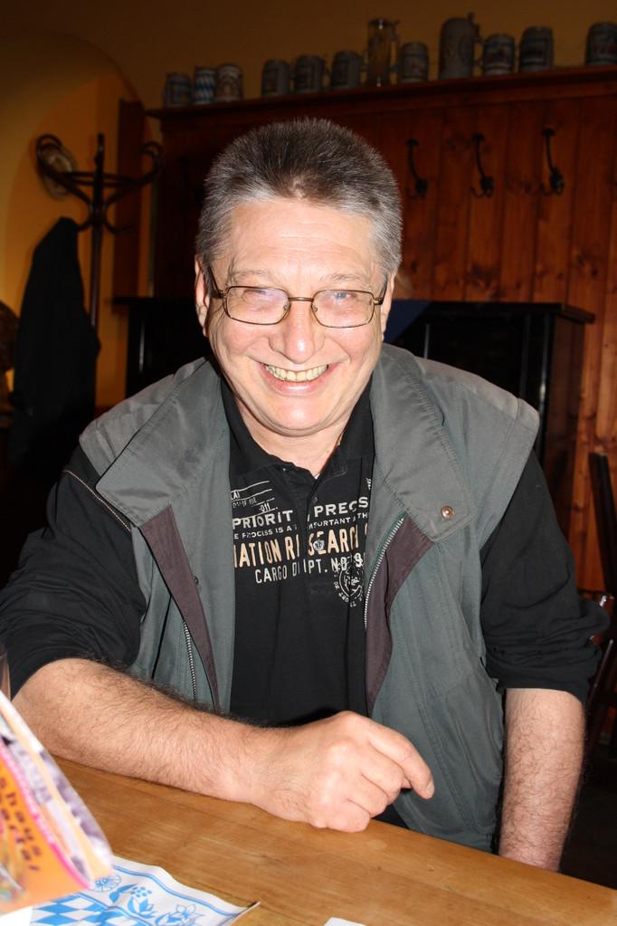 Wolfgang Matzollek | Gründungsversammlung | 2010