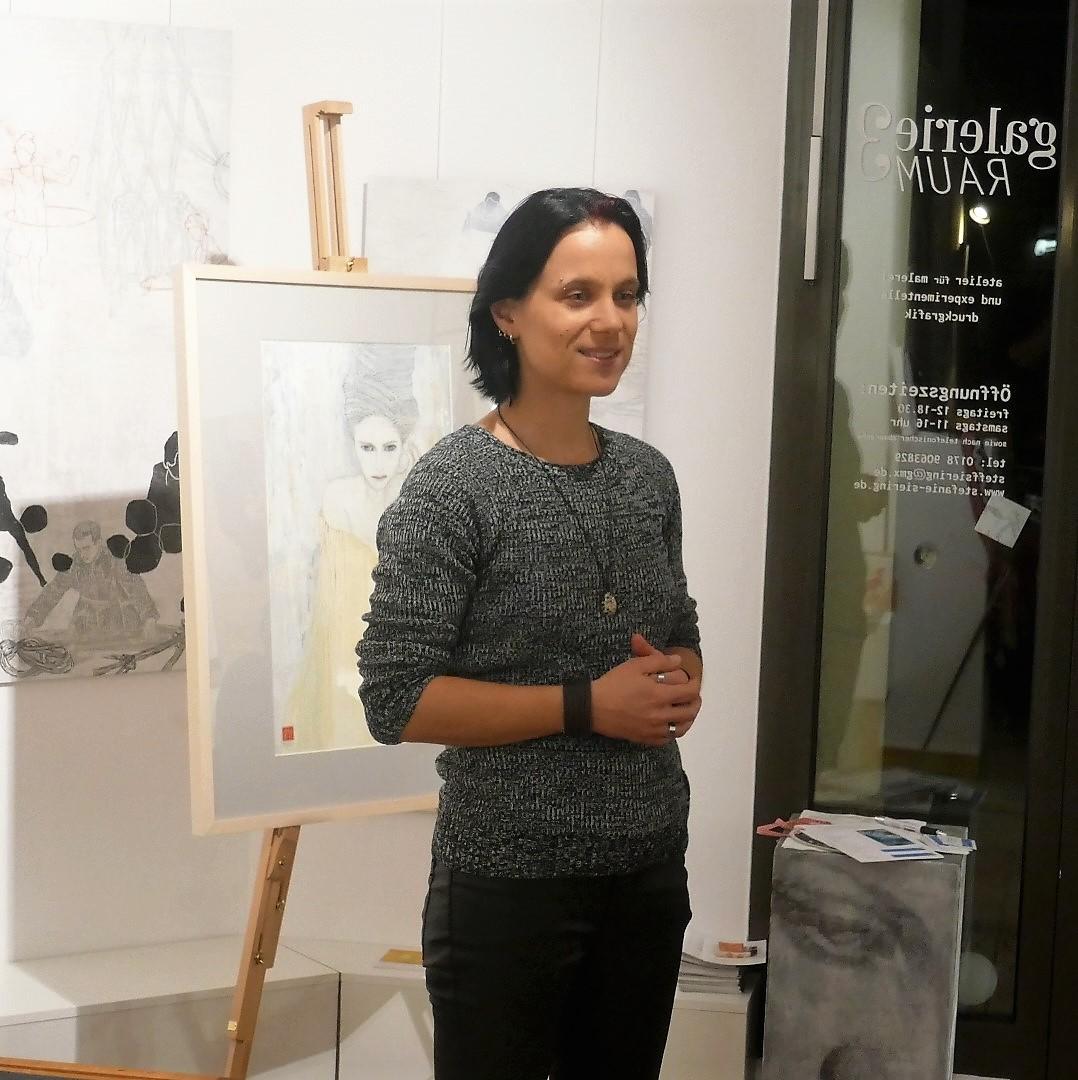 1. Vorsitzende des REALTRAUM e.V. Sabine Brandl
