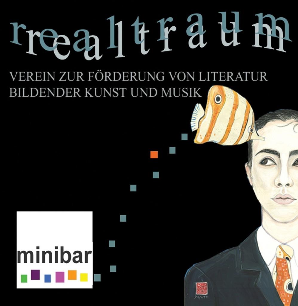 2011 | monatliche Lesereihe in der Minibar | Flyergestaltung durch Monika Veth