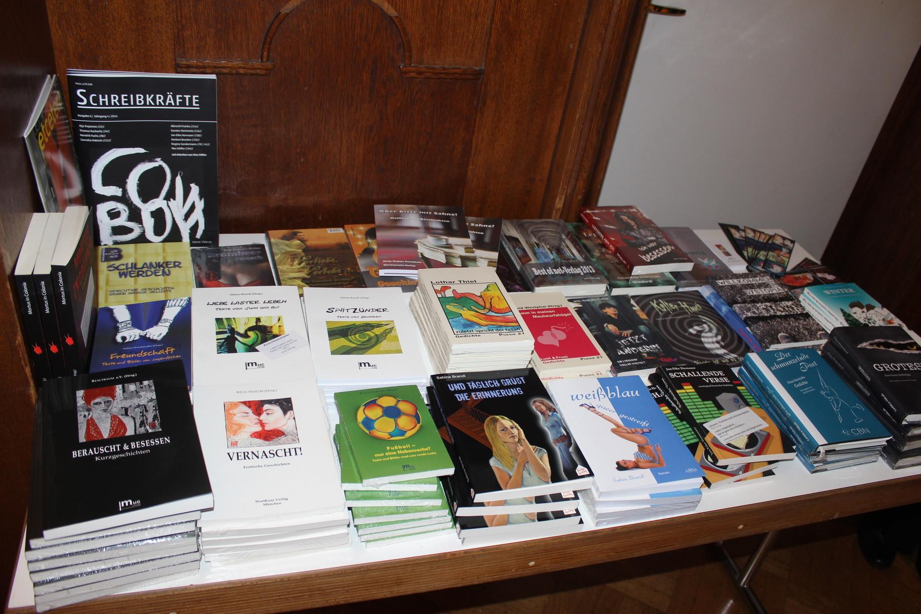 Publikationen der Mitglieder