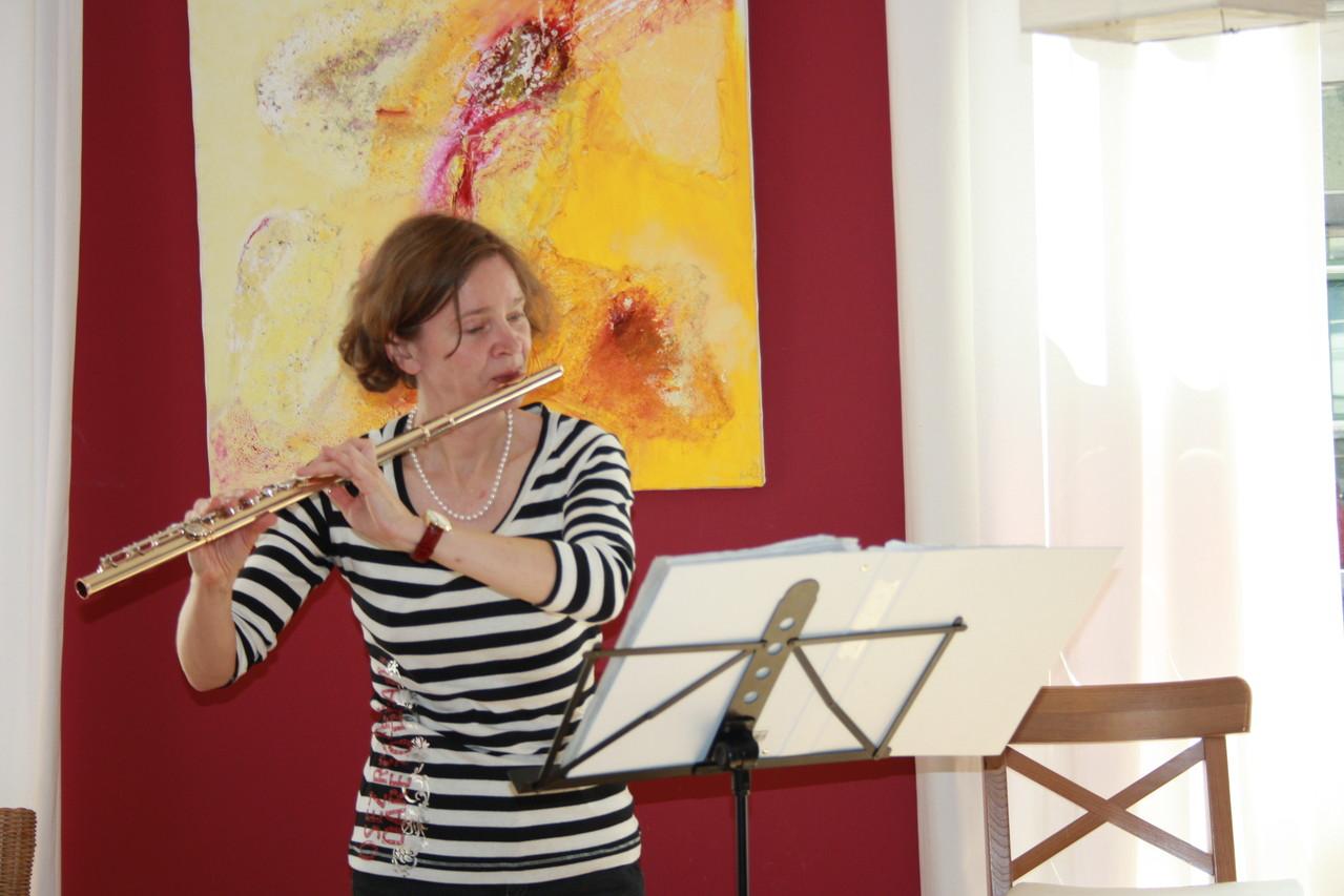 Barbara Wagner | Literatur zum Frühstück | 2010