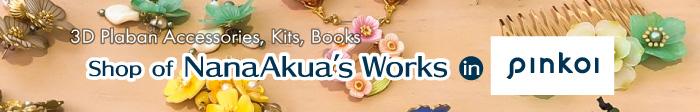 3D Plaban Accessories, Kits, Books ... Nanaakua's Works in Pinkoi